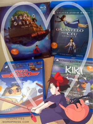 Coleção Studio Ghibli (Blu-Ray)_Vol.2